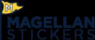 Magellan Stickers